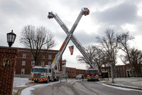 {Fowler} Ladder Truck Procession