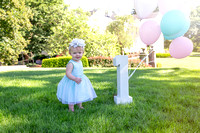 {Aaleigha} First Birthday