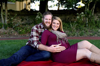 {Maternity Session}